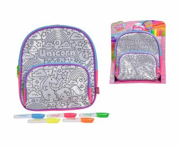 Color Me Mine 106374447 - Fantasy Back Pack Rucksack