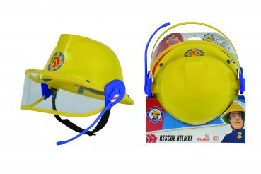 Simba 109258698 - Sam, Feuerwehr Helm