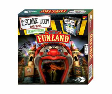 NORIS 606101618 - Escape Room - Welcome to Funland (Erweiterung)