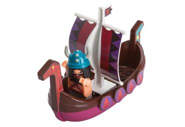 BIG 55129 - Waterplay Wickie Drachenboot Sven