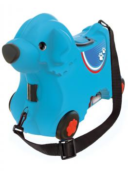 BIG 55352 - Bobby Trolley blau