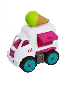 BIG 55794 - Power Worker Mini Eiswagen