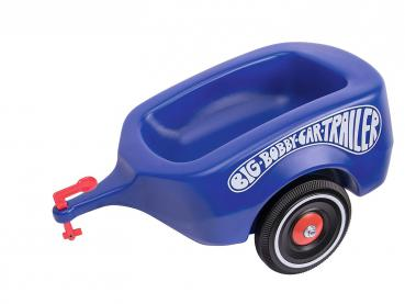 BIG 56277 - Bobby Car Trailer Royalblau