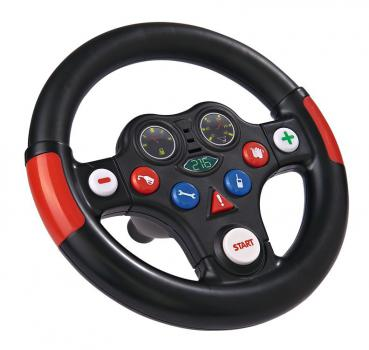 BIG 56487 - Racing Sound Wheel