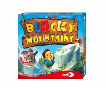 NORIS 606011679 - Blocky Mountains